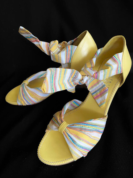 Mari Wilson shoes